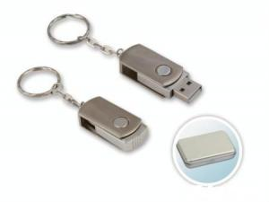 China  USB - ZIP mode 1G 2G 4G 16G 32G Metal  USB Flash Drive with LED indicator displays AT-600 on sale
