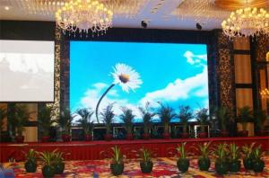 China PH56.25 Outdoor Flexible LED Curtain Display For Exhibition Backdrop Wide Viewing Angle on sale