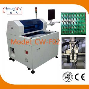 China PCB Board Routing Machine Pcb Depaneling Equipment With KAVO Spindle At 60000 rmp / Min on sale