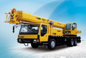 China QY25K5-I XCMG Hydraulic truck crane on sale