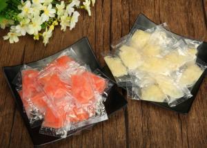 China Sliced Tender Pickled Ginger Japanese Sushi Food Mini Sachet Seasoned Ginger on sale