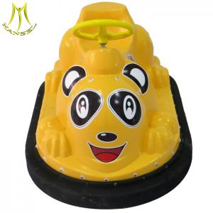 China Hansel entertainment battery operated plastic battery bumper car for sale on sale