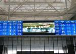 P3 P4 Indoor Led Video Wall , Led Large Screen Display Rental 3 Years Warranty