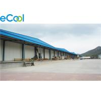 Air Controlled Agriculture Cold Storage 8000 Tons For Apples And Pears Preservation