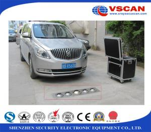Automatic License Plate Recognition software under vehicle