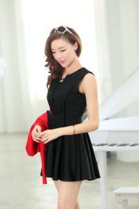Long Sleeve Womens Dress Suits V Neck Sleeveless Wedding Formal