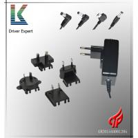 Well priced interchangable AC DC Jack 5V 2A Plug Power Adapter CE confromed for trip use