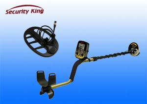China Water proof Underground Metal Detector , Fisher gold bug metal detector Performance on sale