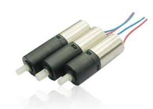 China Micro Planetary Gear Motors High Performance , 3V Nominal Voltage on sale