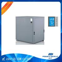 Most energy efficient residential Water to water , geothermal Heat Pump heating system  10.1kw