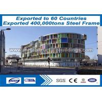Lightweight Frames Engineered Steel Buildings Structure Outdoor Well Welded