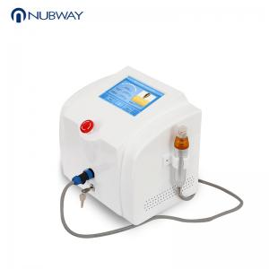 China 2019 Hot High Frequency Fractional RF Microneedle Machine / Portable RF Facial Machine on sale