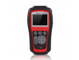 China Autel AL619 Autolink Diagnostic Code Reader Fault Tool OBD II SRS CAN ABS Airbag Code Scanner [Autel Authorized Distribu on sale
