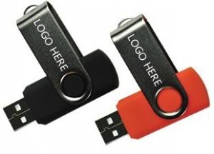China Rolling  Red  / Blue / White Mini  Swivel Usb 32gb  128gb   62 * 16 * 8mm on sale