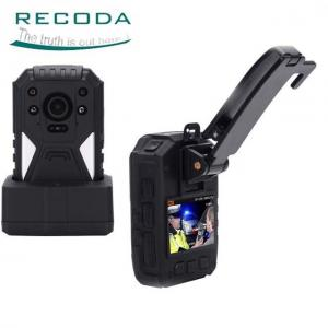 China Security Guard Ambarella A12A55 Wireless IP67 32MP 4G Body Camera With GPS WIFI on sale