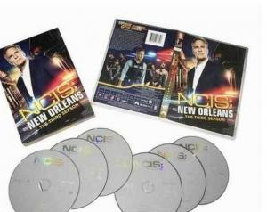 China High Definition TV Series DVD Box Sets NCIS New Orleans Season 3 on sale