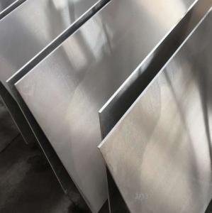 China Anodizing Finished Magnesium Sheet Metal Plasma Electrolytic Oxidation Non Magnetic on sale