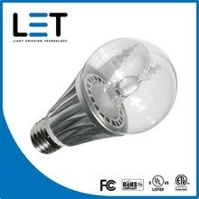 China China Supplier 5 Watt UL Globe Dimmable A60 LED A lamps on sale