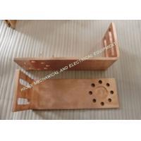 China C1100 Copper Rod Aluminum Bus Bar , Power Transformer Electrical Panel Bus Bar on sale