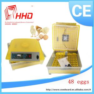 China Newest design Cheap 132 quail eggs incubator In Stock With 99% hatching Rate with CE approved on sale