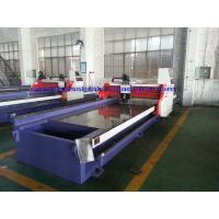 Hydraulic Sheet Metal Grooving Machine CNC V Groove Cutting Tool 0.4Mpa - 0.6Mpa