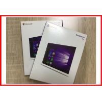 Windows 10 Professional Retail Box Product Key COA License Sticker with USB