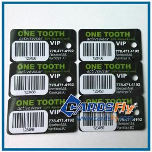 China barcode key tags on sale