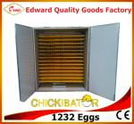 China 2014 newest and most popular 2112 egg incubator new industrial wholesale