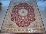 tapete persa de lãs feitos a mão
