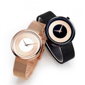 China 2019 New Fashion Ladies Wrist watch ,OEM Japan Quartz movement waterproof Men watch on sale