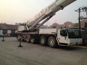 China 160 ton Libheer series the used truck crane  sale on sale