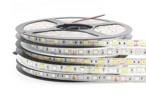 China CE ROHS 5050 60leds/M 12v Rgb LED Strip Lights Waterproof Multi Color Rgb Led Tape on sale