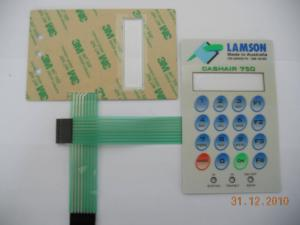 China membrane switch (vit-ms-020) on sale