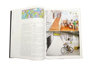 China Double Side 4 Color Fashion Magazine Printing Services On Gloss Coated Paper on sale