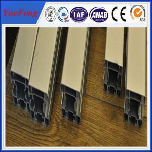 China ¡Caliente! fabrique los perfiles de la protuberancia de la aleación de aluminio, protuberancia de aluminio anodizada color on sale