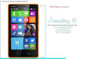 China Nokia X2DS Glass screen protector for Nokia Lumia X2 dual Sim RM-1013 glass screen film on sale