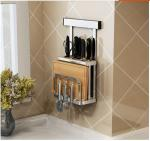 Save Space Design Wall Mounted Plate Racks For Kitchens Anti - Rust