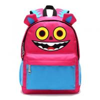 Children Promotional Products Backpacks Polyester Material Customized Colors