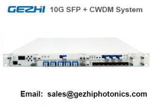China CWDM / DWDM / SDH / Ethernet system of 10G SFP fiber media converter on sale