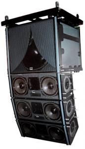 China Pro audio line array speaker system on sale
