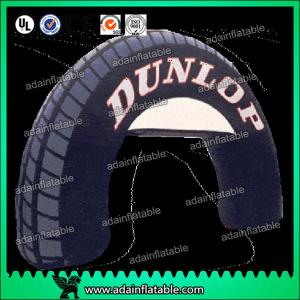 China Inflatable Tire Arch on sale