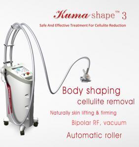 China Radio frequency Kuma shape/ Body Cavitation Vacuum Shaping Machine/ laser slimming machine/ lipolaser on sale