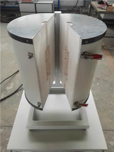 China FGL Vertical Tubular Furnace With High Precision Temperature Measuring Components on sale