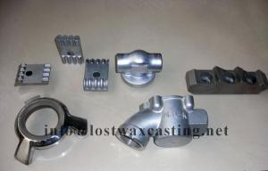 China Custom Made Silica Sol Lost Wax Precision investment Casting Parts on sale