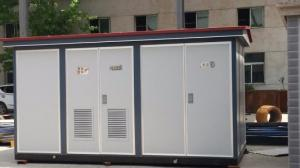 Quality Beautiful Appearance Box Type Substation / Compact Transformer Substation for sale