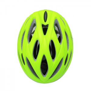 China Leisure Kids Bicycle Helmet In Mould 48cm - 52cm No Goggle Strap on sale