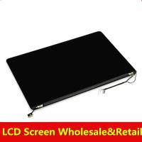 "2015 Year Genuine new  A1398 LCD Screen Assembly for MacBook Pro Retina 15"" A1398 MJLC2 MJLQ2 MJLT2 LL/A"