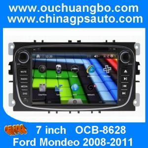 China Car central multimedia gps dvd for Ford Mondeo 2008-2011 with Radio Steering wheel Control OCB-8628 on sale