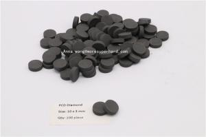 China Pcd Insert Tsp inserts,thermally stable polycrystalline tsp diamond inserts for oil drilling bits on sale