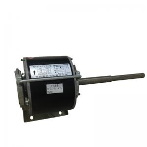 China Waterproof Fan Coil Unit Motor / 220v Electric Ac Motor High Efficiency on sale